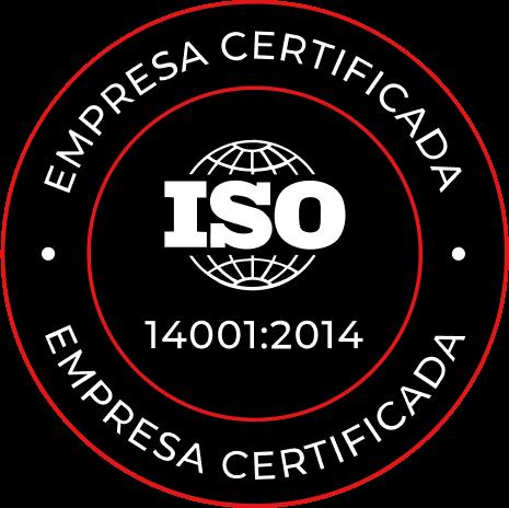 Empresa Certificada ISO 14001-2015 - Ambiental